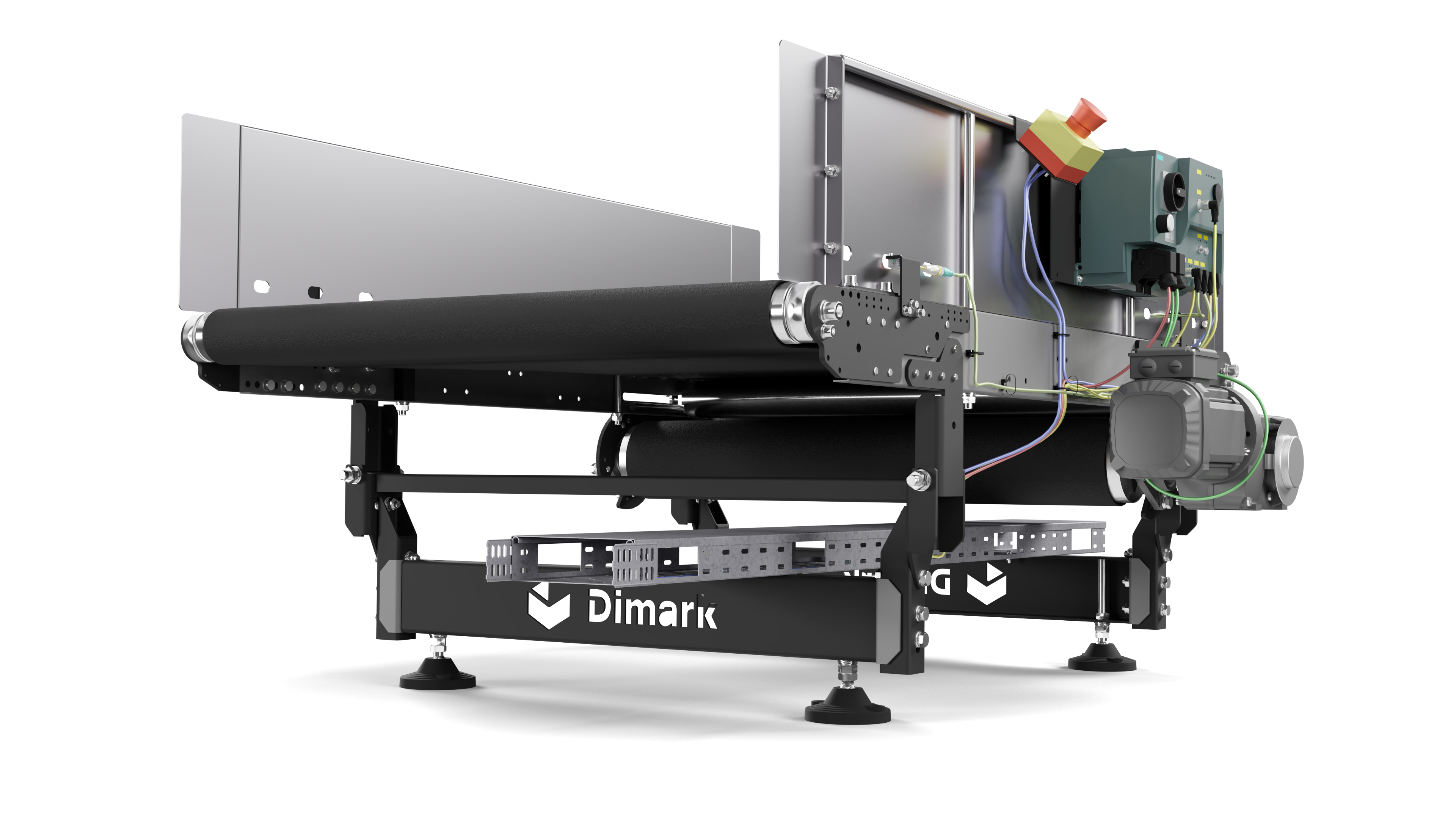 DHAKA - standardowy transporter prosty 001