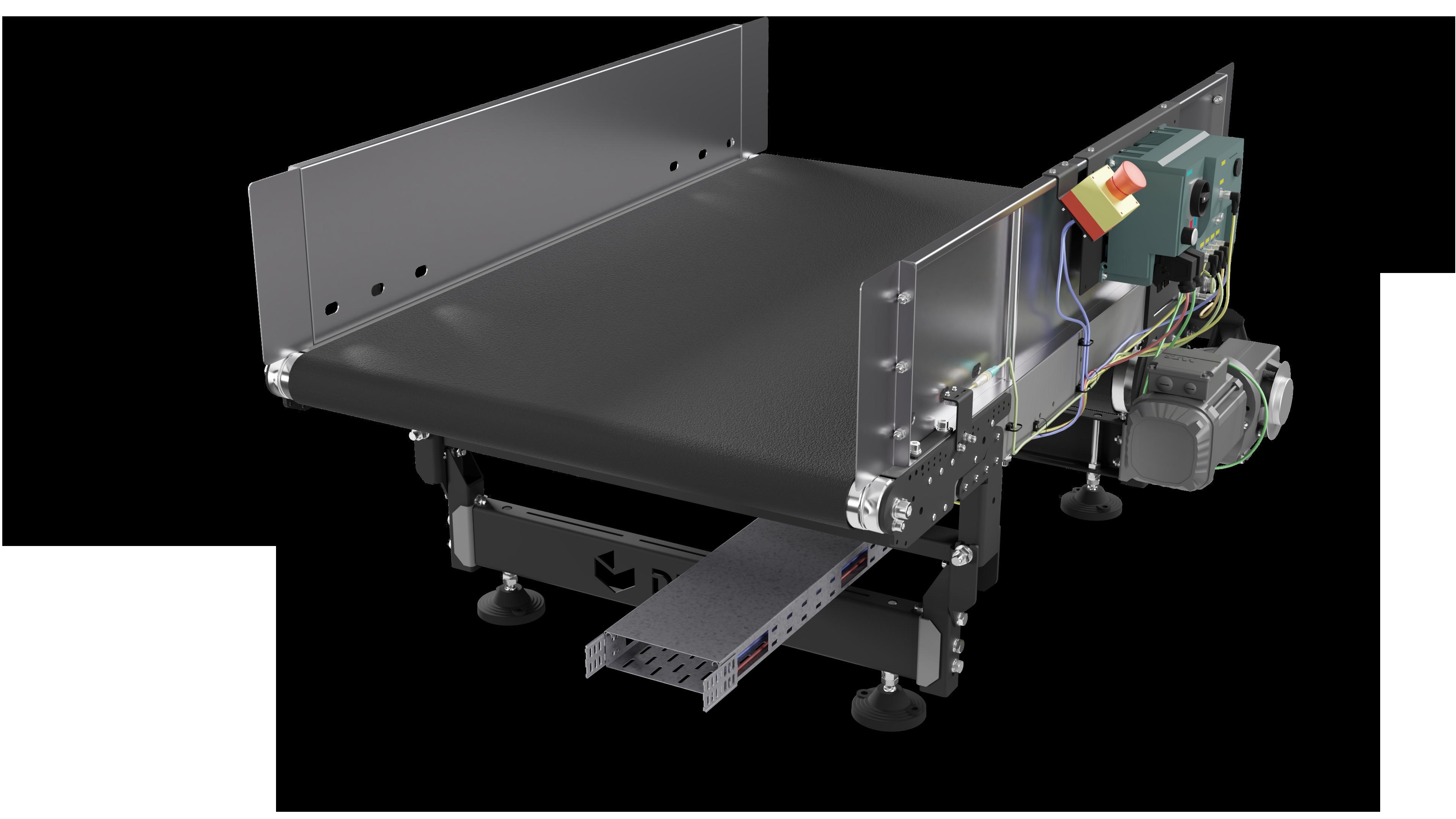 DHAKA - standardowy transporter prosty 002a