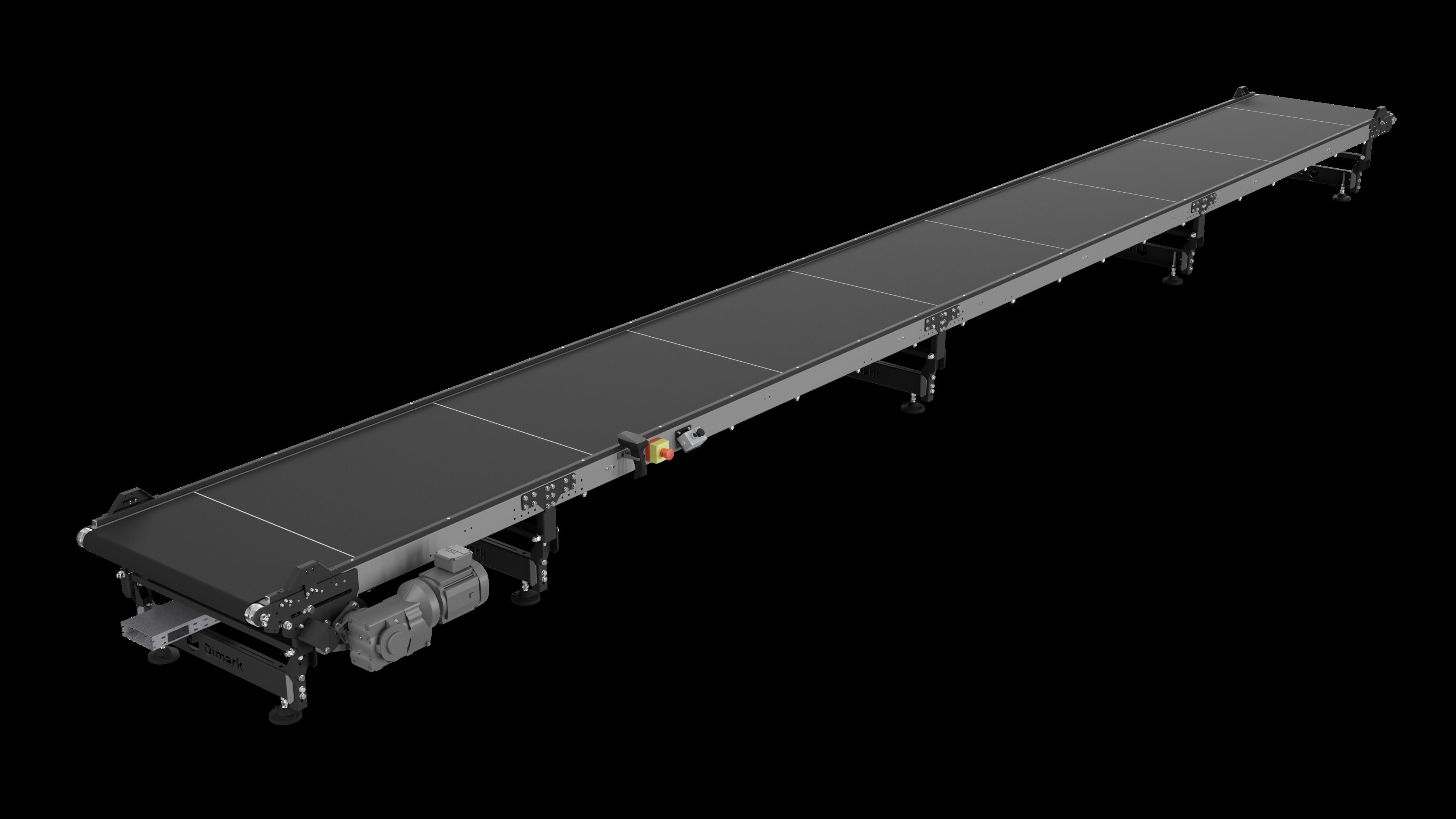 DHAKA - standardowy transporter rozładunkowy NOWY 001