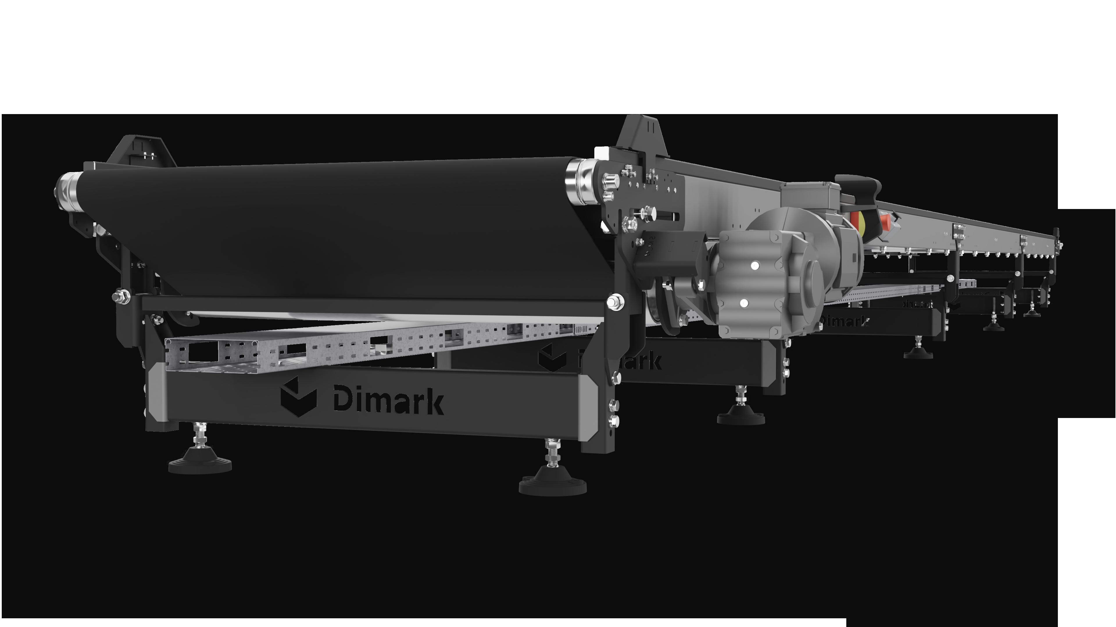 DHAKA - standardowy transporter rozładunkowy NOWY 002a